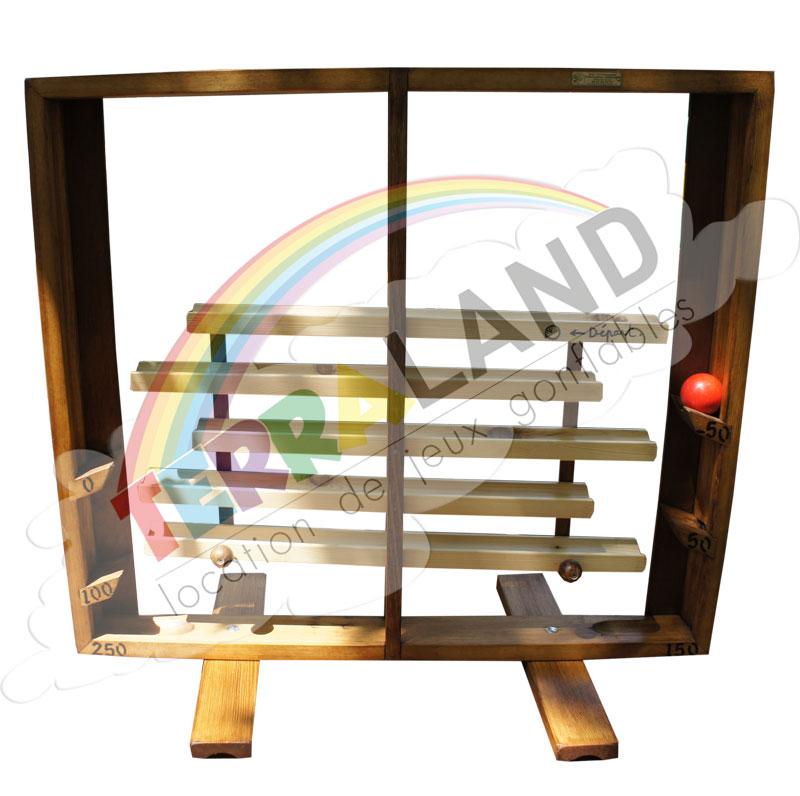 Location jeu en bois equibille montpellier 34 - Location table et chaise montpellier ...
